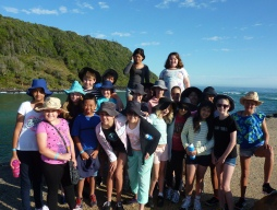 Year 5/6/7 Camp Tallebudgera Beach School